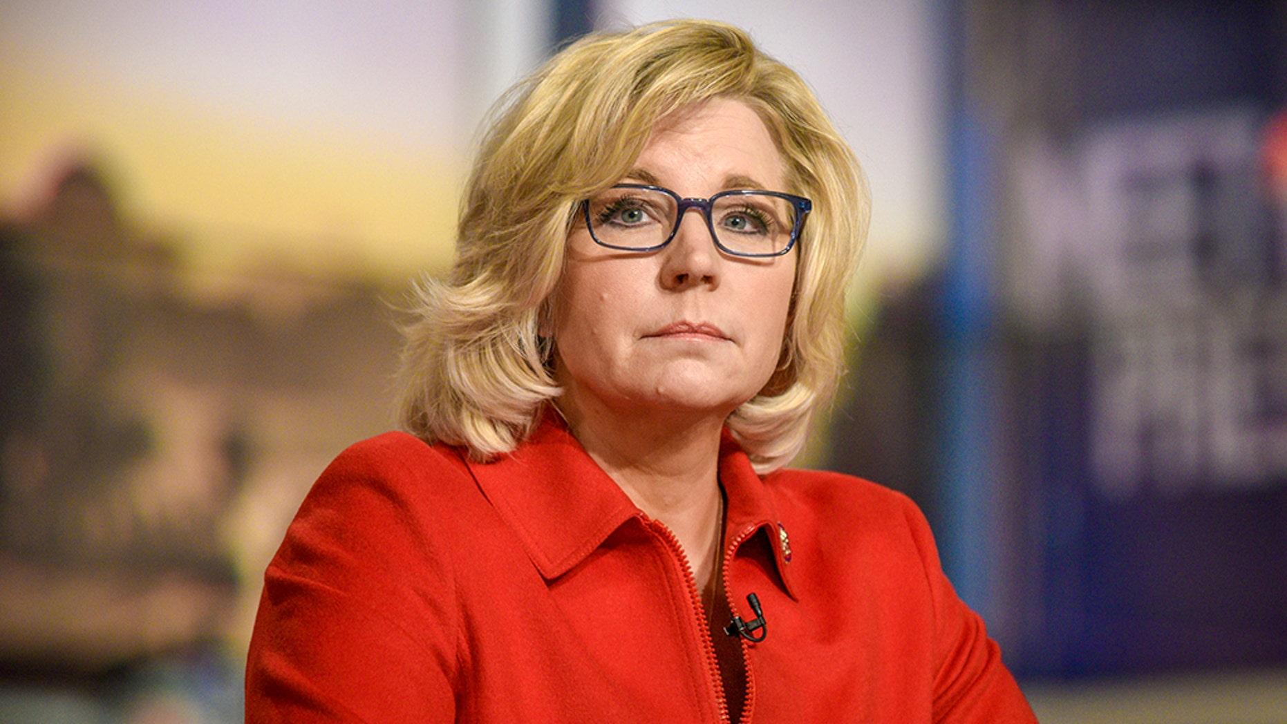 Rep. Liz Cheney, R-Wyo., said Tuesday she will vote to impeach President Trump. (William B. Plowman/NBC/NBC NewsWire via Getty Images)