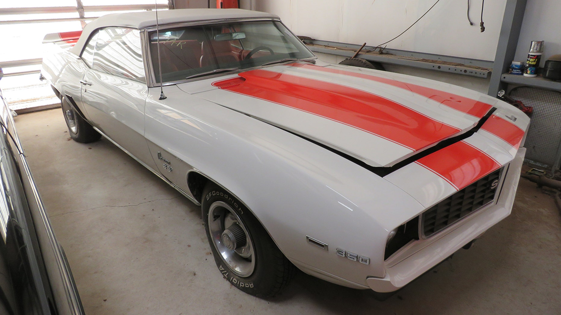 1967 Chevrolet Camaro Convertible Indy 500 Pace Car