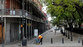 New Orleans doctor on Louisiana potentially becoming next coronavirus hotspot