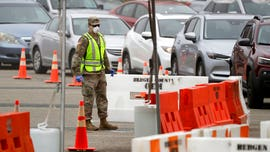 National Guardsman is 1st US service member to die from coronavirus, Esper announces