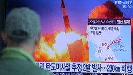 North Korea fires suspected ballistic missiles, continues test during coronavirus pandemic
