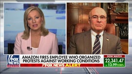 Andy Puzder on employee walkouts at Amazon, Instacart: 'Disaster' if online ordering slows down