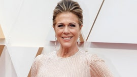 Rita Wilson returns to singing after coronavirus recovery with national anthem performance
