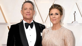 Tom Hanks and Rita Wilson return to Los Angeles after testing positive for coronavirus in Australia