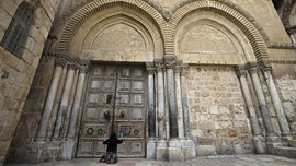 Coronavirus forces Jerusalem's Holy Sepulchre to close its doors for first time since 1349: 'Very sad'