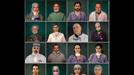 Photos: Italy's coronavirus medical heroes