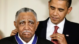 Civil rights leader Joseph Lowery dies age 98
