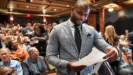 Myron Rolle, former NFL safety, on front lines of coronavirus fight as Boston neurosurgery resident