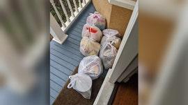 Refugee family plans surprise grocery delivery for former sponsor isolating during coronavirus outbreak