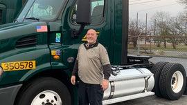 Truckers keep on trucking during coronavirus pandemic