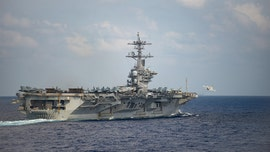 US sailor on board coronavirus-stricken Theodore Roosevelt in ICU