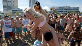 Spring breakers partying amid coronavirus: How cultural behaviors can influence the spread of COVID-19