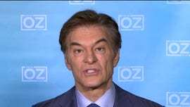 Dr. Oz says New York City is a 'war zone,' says rest of America must take precautions