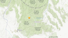 Idaho earthquake measured at magnitude 6.5; state's largest in nearly 40 years