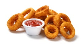 Couple exchange Burger King onion rings after coronavirus cancels wedding