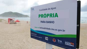 Police in Brazil use helicopter at the beach to disperse crowd amid lockdown: report