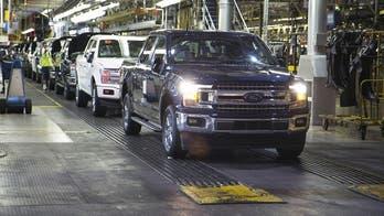Ford delays manufacturing restart indefinitely, but will build ventilators for coronavirus fight