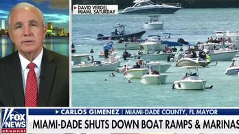 Miami-Dade mayor 'very disappointed' to see people partying on boats amid coronavirus shutdown