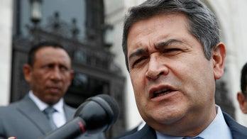 Honduran president took $25G from drug trafficker, prosecutors say
