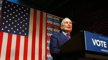 Some liberals not happy that Mike Bloomberg will speak at Dem convention