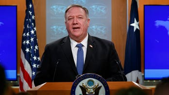 Pompeo: All Iran sanctions waivers covering nuclear projects are ending