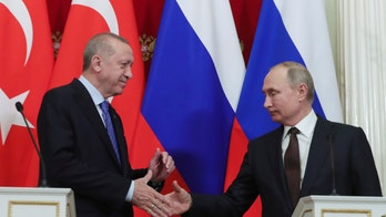 Russia's Putin, Turkey's Erdogan reach northwestern Syria cease-fire agreement