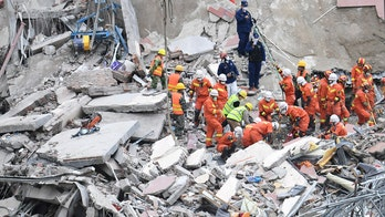 Chinese man survives 69 hours trapped in rubble of fallen coronavirus quarantine hotel