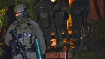 DEA arrests more than 600 in connection with Mexican drug cartel