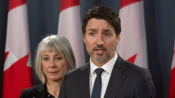 Justin Trudeau self-quarantines amid coronavirus outbreak after wife exhibits flu-like symptoms