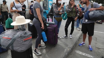 Out of vital medication, US woman among those stuck in Peru