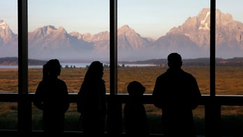 National Park Service asks people to practice social distance during coronavirus pandemic