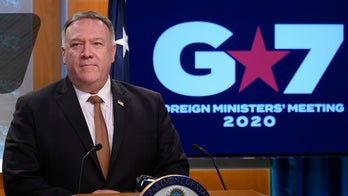 Pompeo calls for united 'message' after reportedly pushing G-7 members to call it 'Wuhan virus'