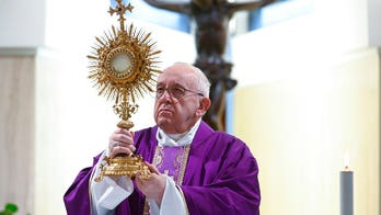 Pope Francis tests negative for coronavirus, Italian media report