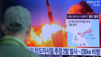North Korea fires suspected ballistic missiles, continues test during coronavirus pandemic