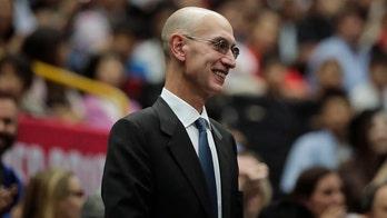 20 percent base salary reductions for top NBA executives