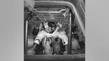 Astronaut Al Worden, who circled the moon with Apollo 15, has died at 88