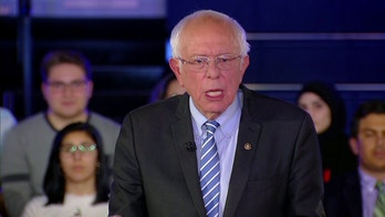 Bernie Sanders tells Trump 'we're not delaying the election,' 'your disastrous presidency will end'