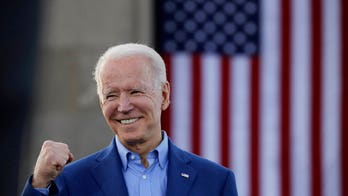 Justin Haskins: Joe Biden's poll numbers — he's in trouble with this key voting bloc