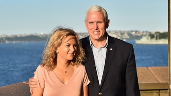 Vice president's daughter, Charlotte Pence, on fear and faith amid coronavirus outbreak