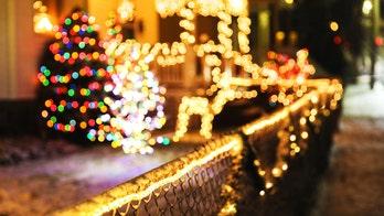 Americans rehanging Christmas lights to light darkness of coronavirus