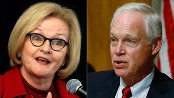 Claire McCaskill goes after GOP Sen. Johnson over Hunter Biden subpoena: 'What an embarrassing tool'