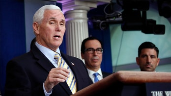 Vice President Pence, wife test negative for COVID-19