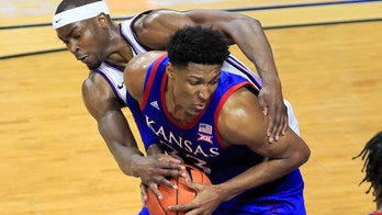 Kansas unanimous No. 1 in week of AP Top 25 upheaval