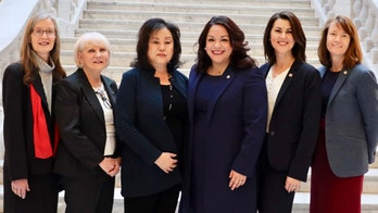 6 female Utah state senators walk off floor to protest abortion ultrasound bill