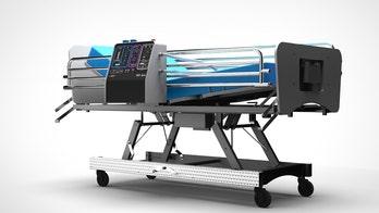 Dyson builds ventilators for coronavirus patients