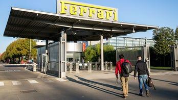 Ferrari, Lamborghini suspend production due to coronavirus