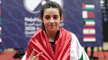 Syrian girl, 11, to become fifth-youngest Olympian to ever compete