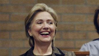 Hillary Clinton praises Kamala Harris running mate pick