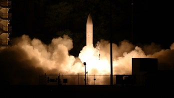 Pentagon hypersonic weapons hit 'impact point'