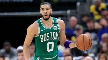 Tatum has 34 as Celtics beat Trail Blazers 128-124